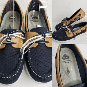 CloudSteppers by Clarks Jocolin Vista Boat Shoes
